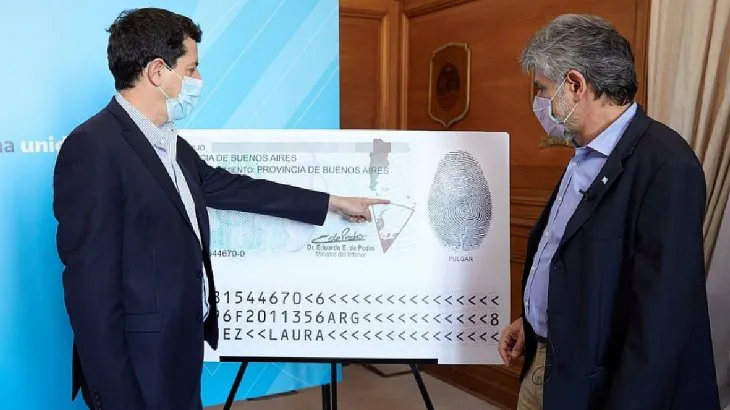 allbetgaming:其它国家身份证长啥样?来看看阿根廷的新版身份证 第1张