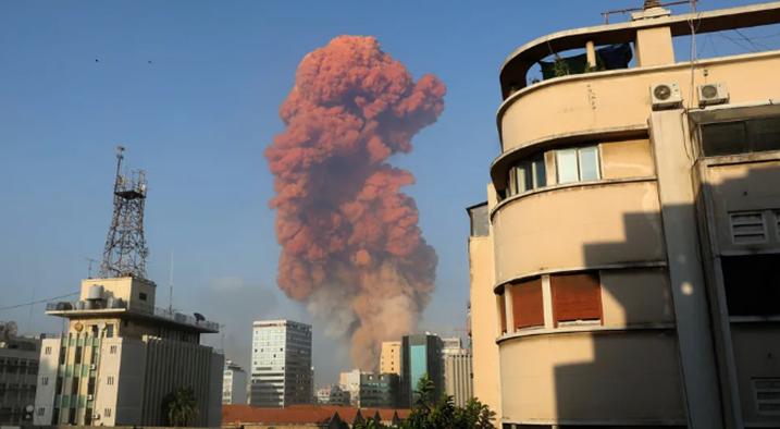 allbet gaming代理:【视频】排场惊人!黎巴嫩贝鲁特港大爆炸前后对比 第2张