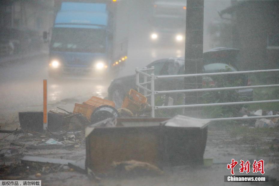 日本熊本暴雨已致24人死亡 县内约4640户人家停电