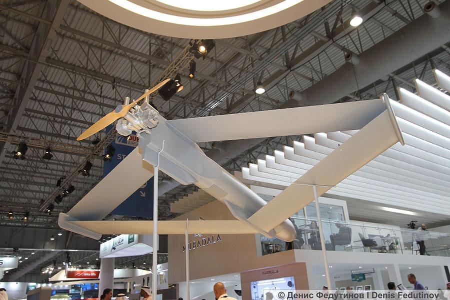 迪拜航展多款无人机亮相国产无人机亮眼