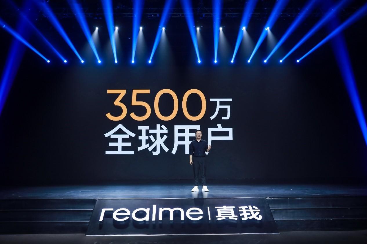 全球用户突破3500万,realme八款潮玩新品齐发