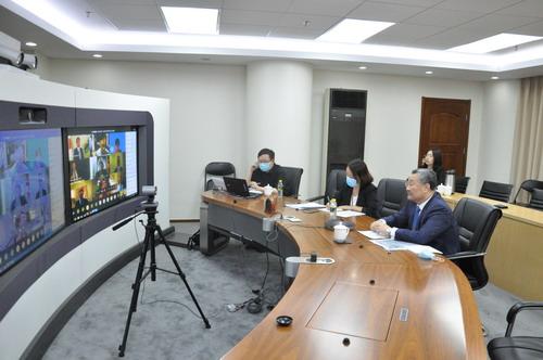 外交部军控司司长傅聪:现阶段要求中方参加三边军控谈判既不现实、也不合理