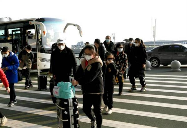 最新进展首批自武汉返台的台胞已解除隔离