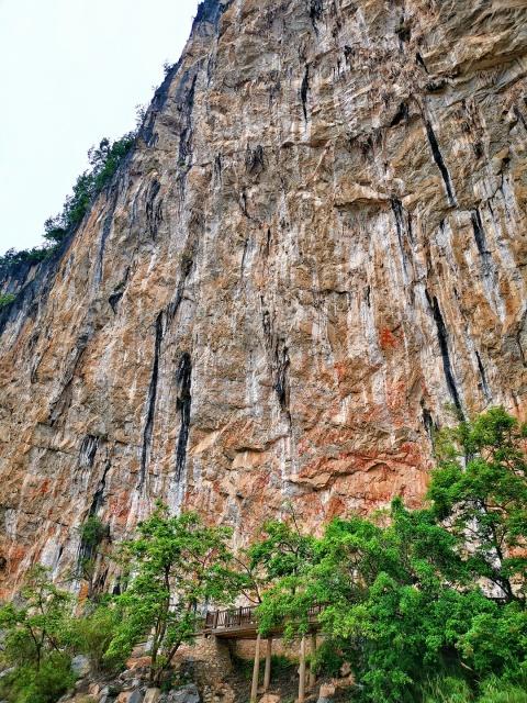 世界文化遗产:花山岩画,震撼人心的鸿篇巨著