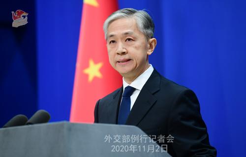 蓬佩奥专机借路中国领空飞往日本?外交部回应 第1张