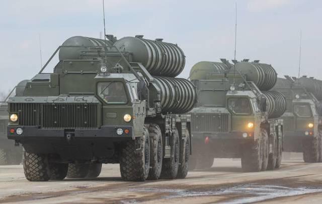 欧博官网手机版:美国想买走土耳其S-400系统?俄方:未经赞成禁绝转卖