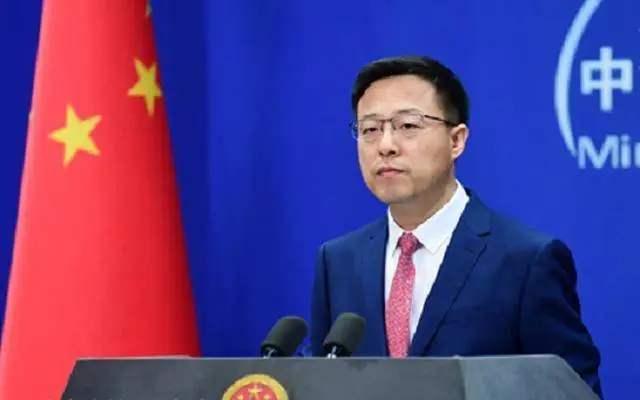 """蓬佩奥称中国向非洲国家提供援助""""总是为了换取什么(好处)""""赵立坚:挑拨中非关系并不能让""""美国再次伟大"""""""
