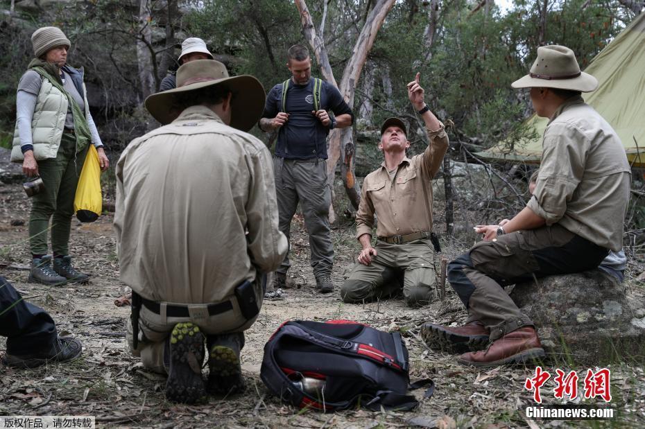 澳大利亚野外求生课程疫情期间需求增长