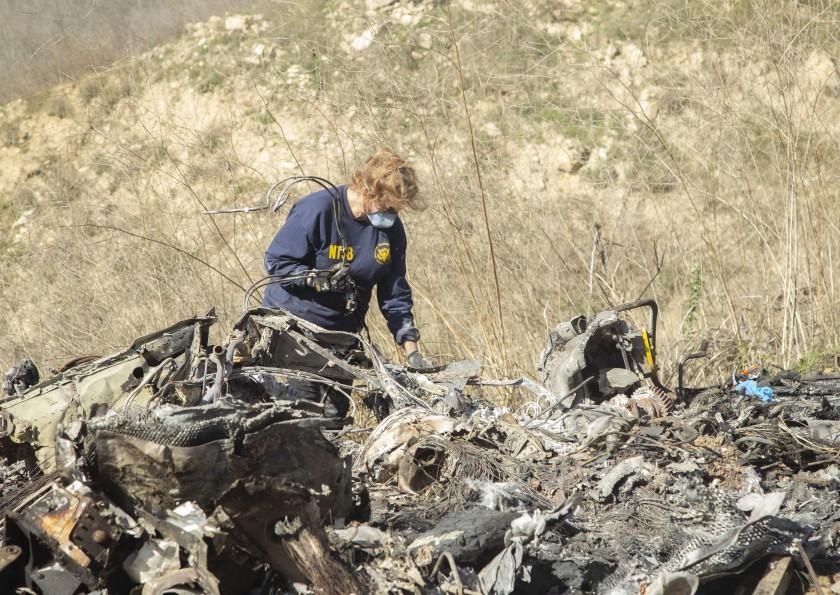 洛杉矶官方公布科比空难验尸报告 死因为钝器外伤