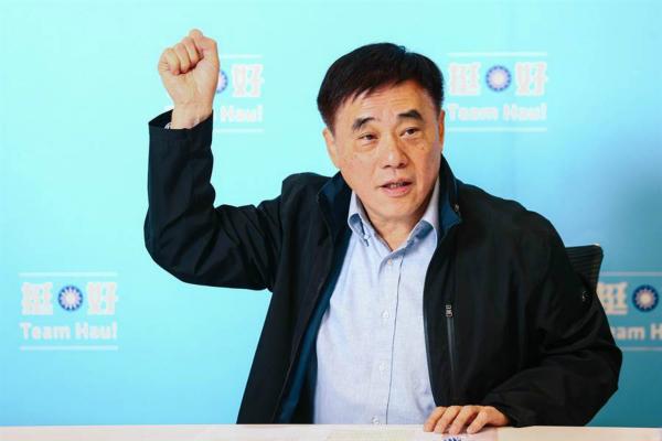 防疫优先国民党党主席补选或暂缓?