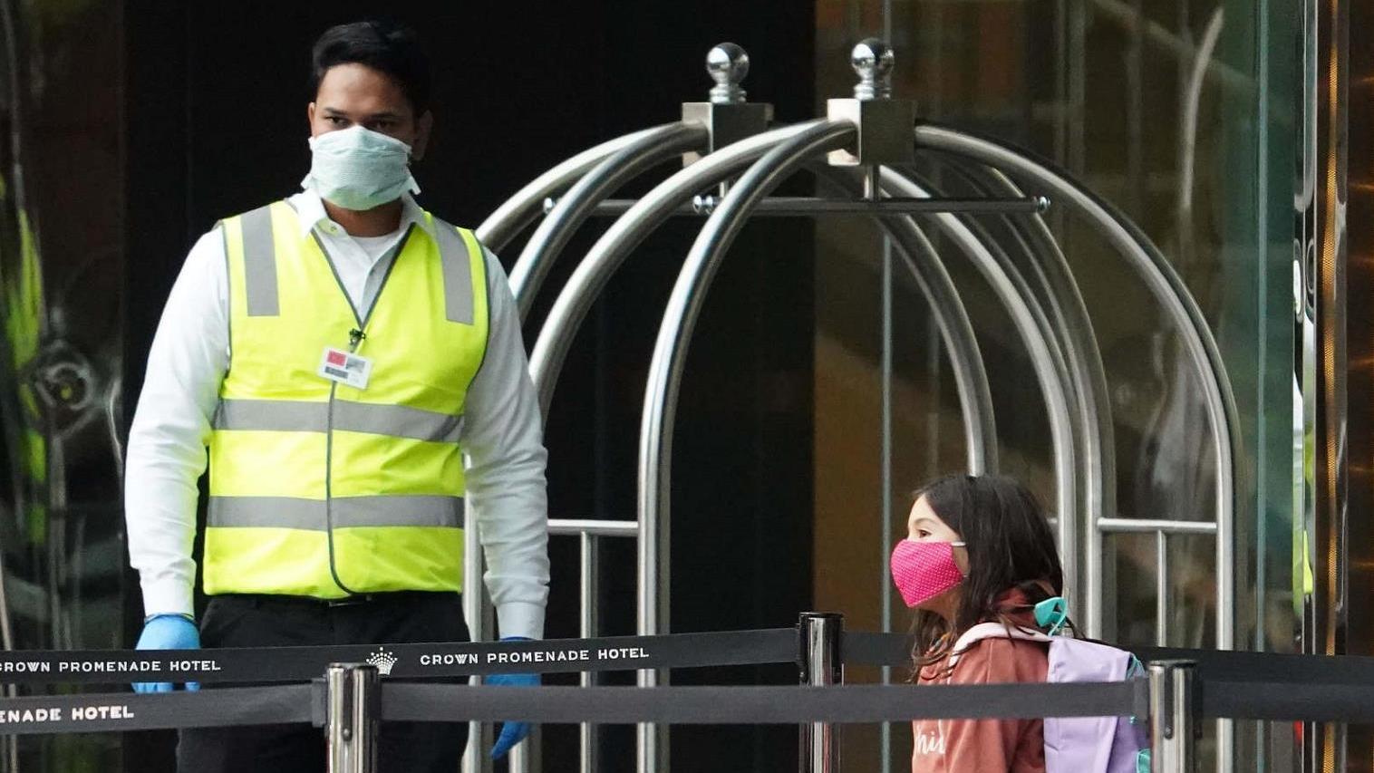 allbet登陆网址:澳大利亚维州新增33例新冠肺炎确诊病例 千余名国防军出动援助