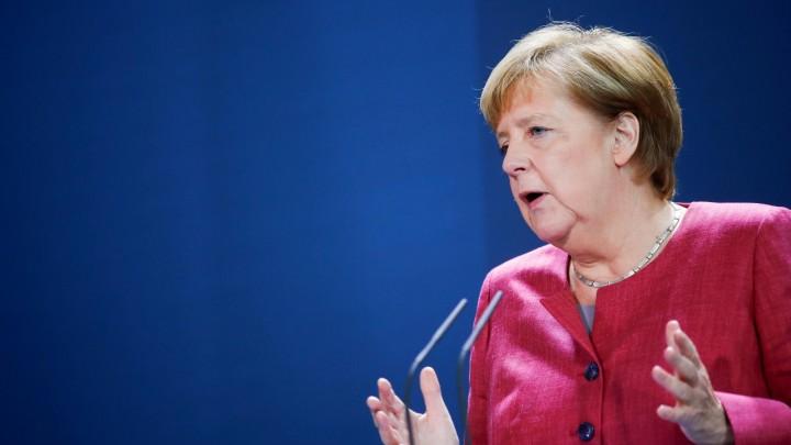 因疫情泛起反弹 德国总理默克尔宣布防疫新政策