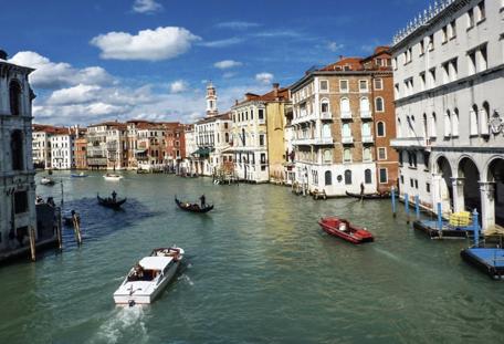 水上都市 威尼斯记