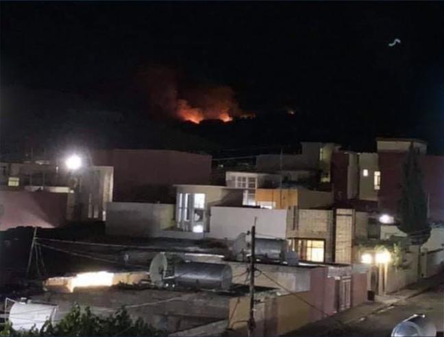 卡利:土耳其再次轰炸伊拉克疆域城镇 伤亡情形现在未知 第1张