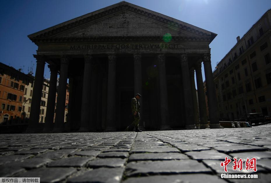 意大利新冠肺炎确诊病例破11万例 全国封锁措施延长