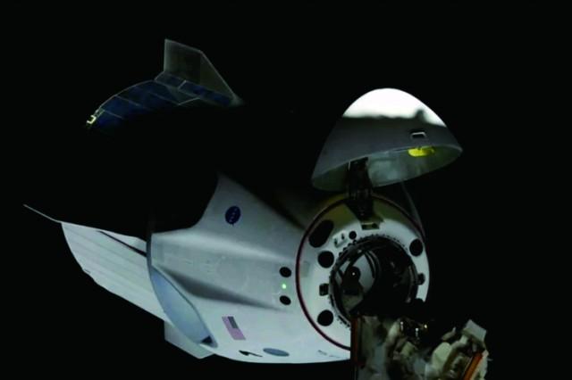 美国九年后重获载人航天能力美媒欢呼打破俄罗斯垄断