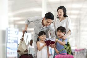 出境游过年热情高行前提示还需记好