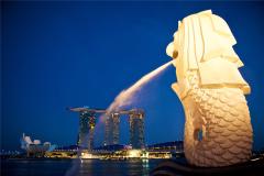 """为新项目让路新加坡著名景点""""鱼尾狮""""将拆除"""