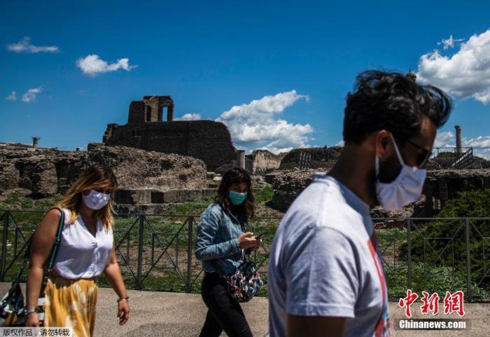 意大利防疫官员:从9月开始口罩将不再依赖进口