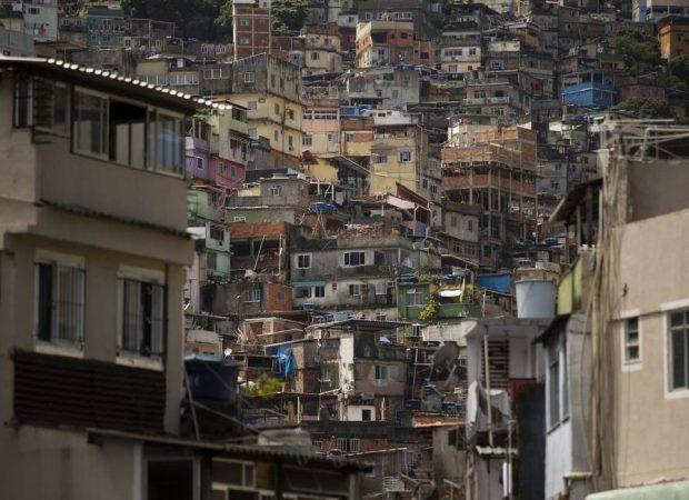 欧博网址:巴西警方讲述显示:黑帮势力已渗透1413个贫民区 第1张