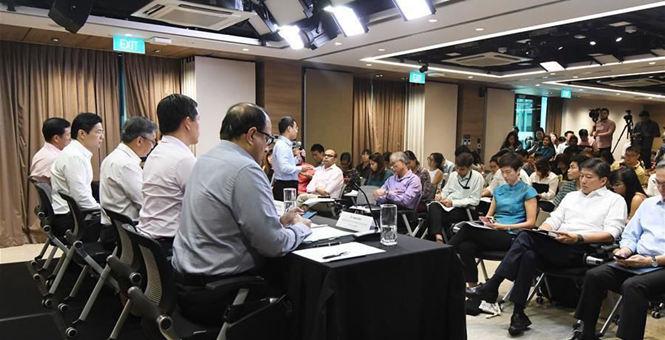 新加坡宣布三项新措施防范新型冠状病毒感染