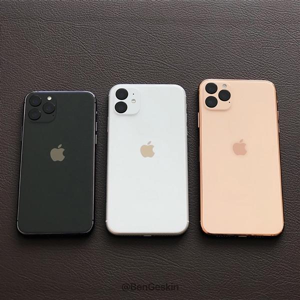 iPhone 11系列的功劳 苹果的市值已经超越微软 成为全球第一