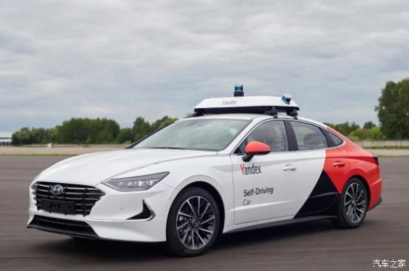 达200万英里现代合作伙伴发力自动驾驶