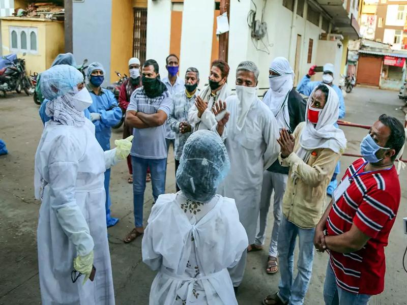 印度:袭击医务人员将面临更为严厉惩罚 最高可判7年监禁