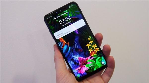 """""""今年断更 LG G系列可能被砍:G9 ThinQ或不会发布"""