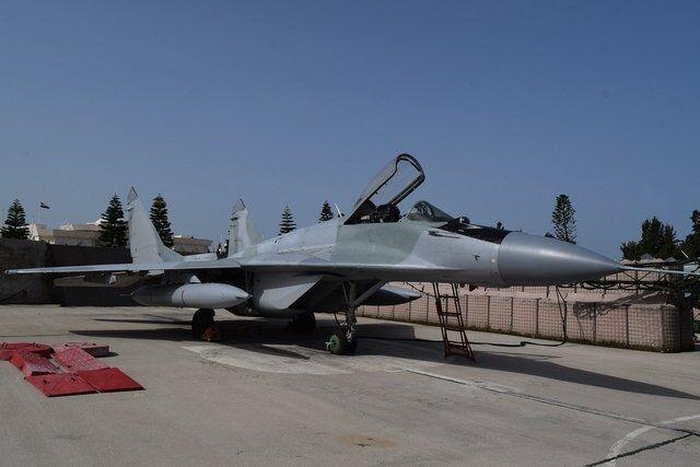 美媒:俄向叙军交付10架米格29战机能匹敌土耳其F-16