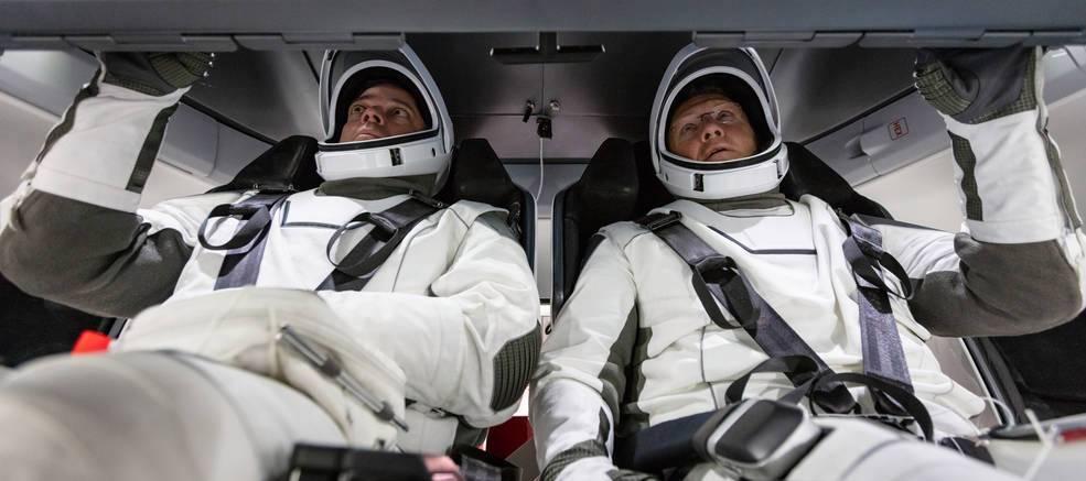NASA和SpaceX载人飞行任务最早5月中下旬执行