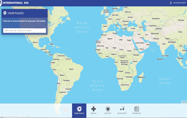 旅行风险地图:2020年世界上最安全的旅行国家有哪些?