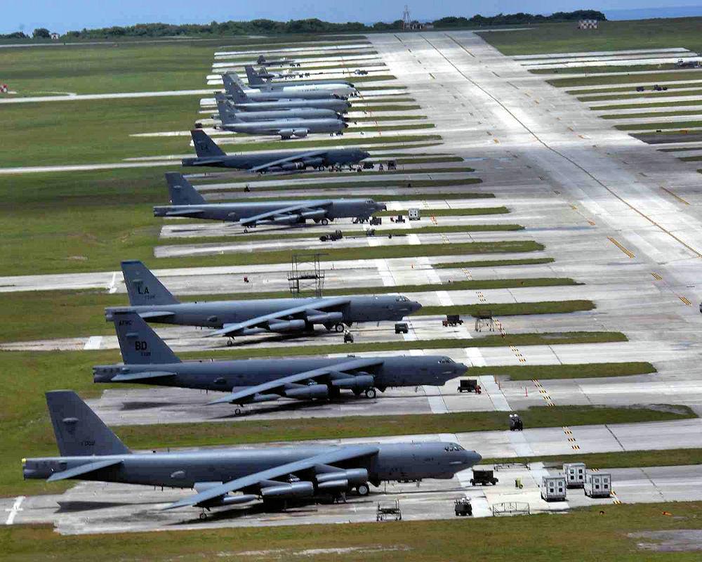 """新加坡战机将进驻关岛训练 美国却有""""背后算盘"""""""
