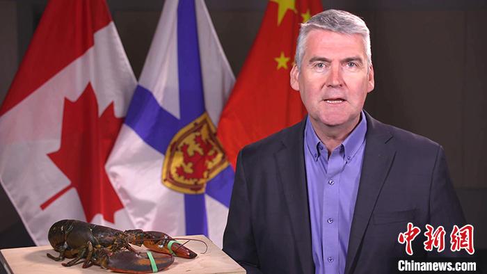 allbet欧博真人客户端:加拿大新斯科舍省省长录视频对华推销龙虾 期待再迎中国客 第2张