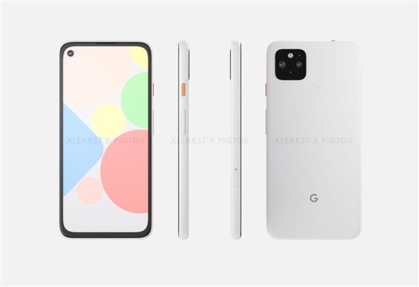 谷歌Pixel 4a XL外形首曝:新机夭折 不会发布