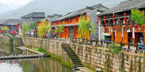 浙江磐安:留住乡韵的传统村落