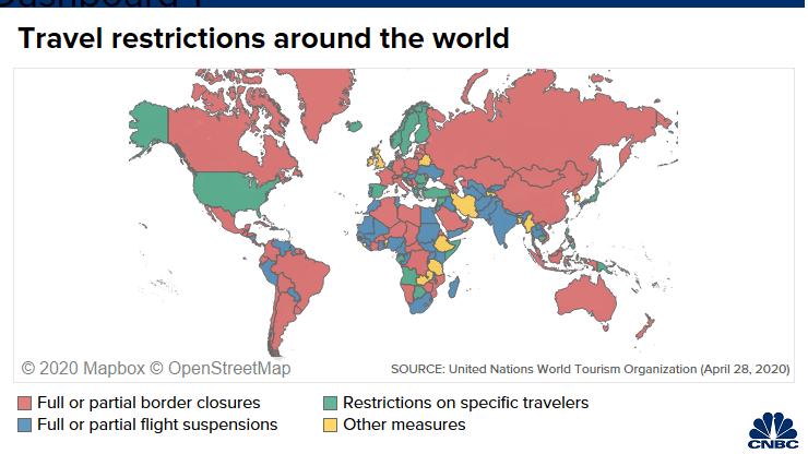 """全球旅游业现状:海外转机未现 国内迎""""春""""复苏正当时"""