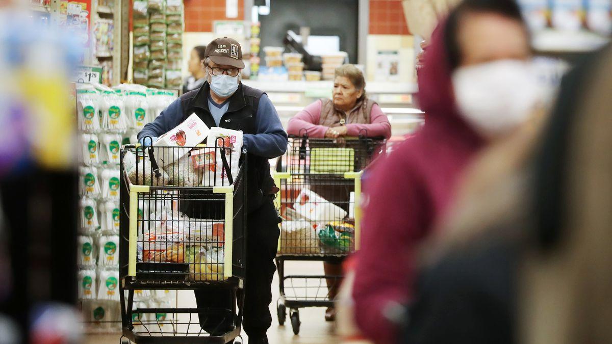 美国一超市20%工作人员熏染新冠病毒 大部分为无症状熏染者 第1张