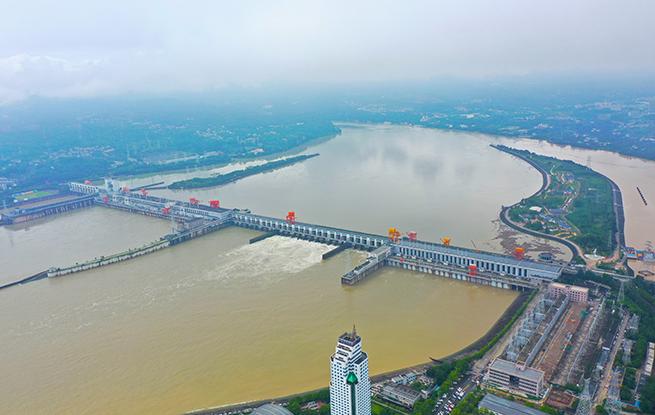 长江葛洲坝