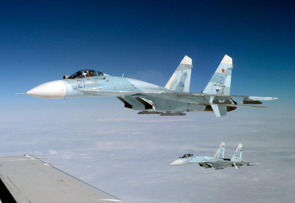 俄军一天内两架战机坠毁,1名飞行员身亡,1名仍在搜救