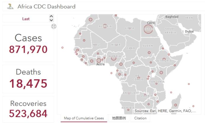 allbet gaming开户:非洲区域新冠肺炎确诊病例超87万例