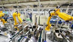国内首座特种机器人柔性化生产河南快三app赚钱—官方网址22270.COM能化工厂建成投产
