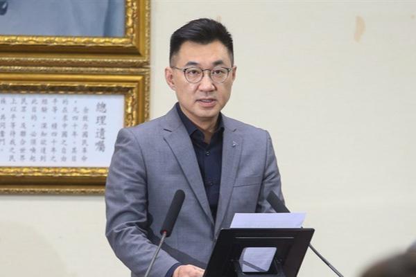 江启臣:韩国瑜的努力 值得高雄市民再给一次机会