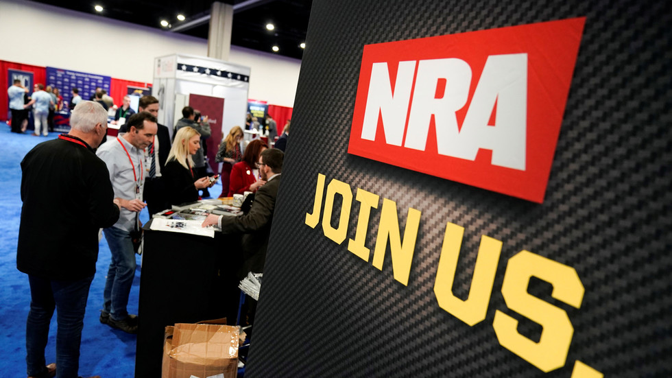 美国两州总检察长起诉美步枪协会 称其滥用慈善基金