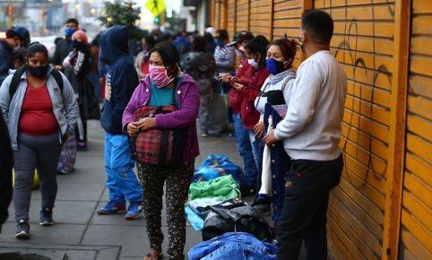 秘鲁新冠肺炎确诊病例超过13万例 单日新增确诊病例首次超过6000例