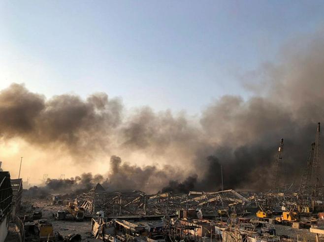 allbet gaming代理:【视频】排场惊人!黎巴嫩贝鲁特港大爆炸前后对比 第4张