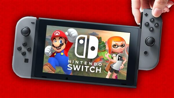 任天堂Switch北美销量突破1500万台 超Wii U全球销量