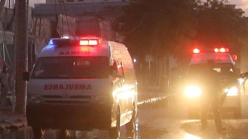 【乌鲁木齐微信门】_位于索马里的土耳其军事基地发生自杀式袭击 致3人死亡