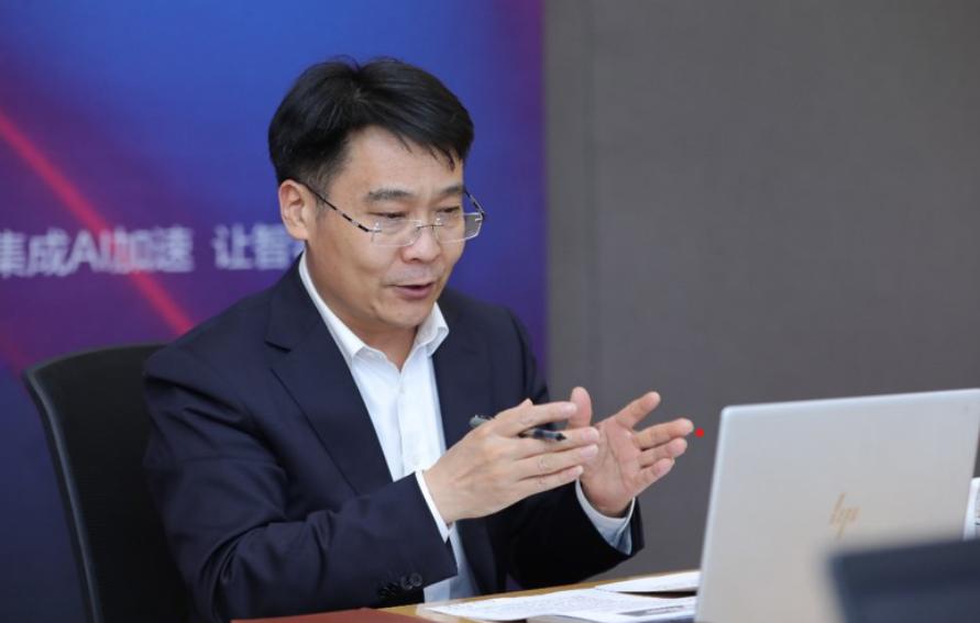 新华三王景颇:智能技术成为城市建设和产业发展的核心能力