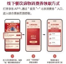 北京将发放122亿元消费券促进消费回升